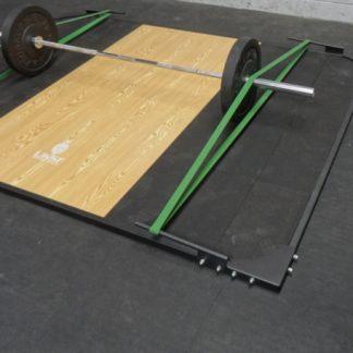 Платформа за повдигане на тежести